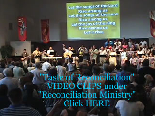 Taste of Reconciliation - Videos and Information